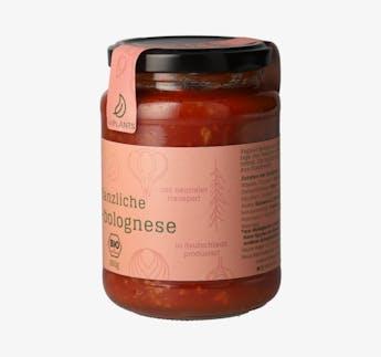 BIO Pflanzliche Soja-Bolognese
