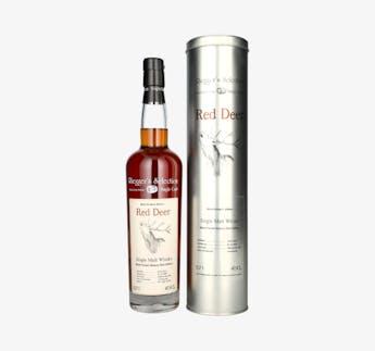 """Single Malt Whisky """"Red Deer"""""""