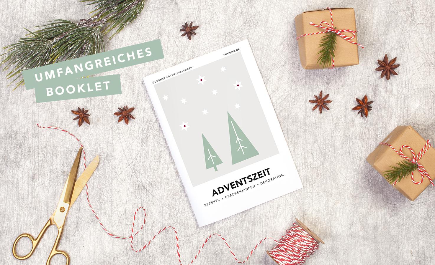 Foodist Weihnachtskalender.Gourmet Adventskalender 2019