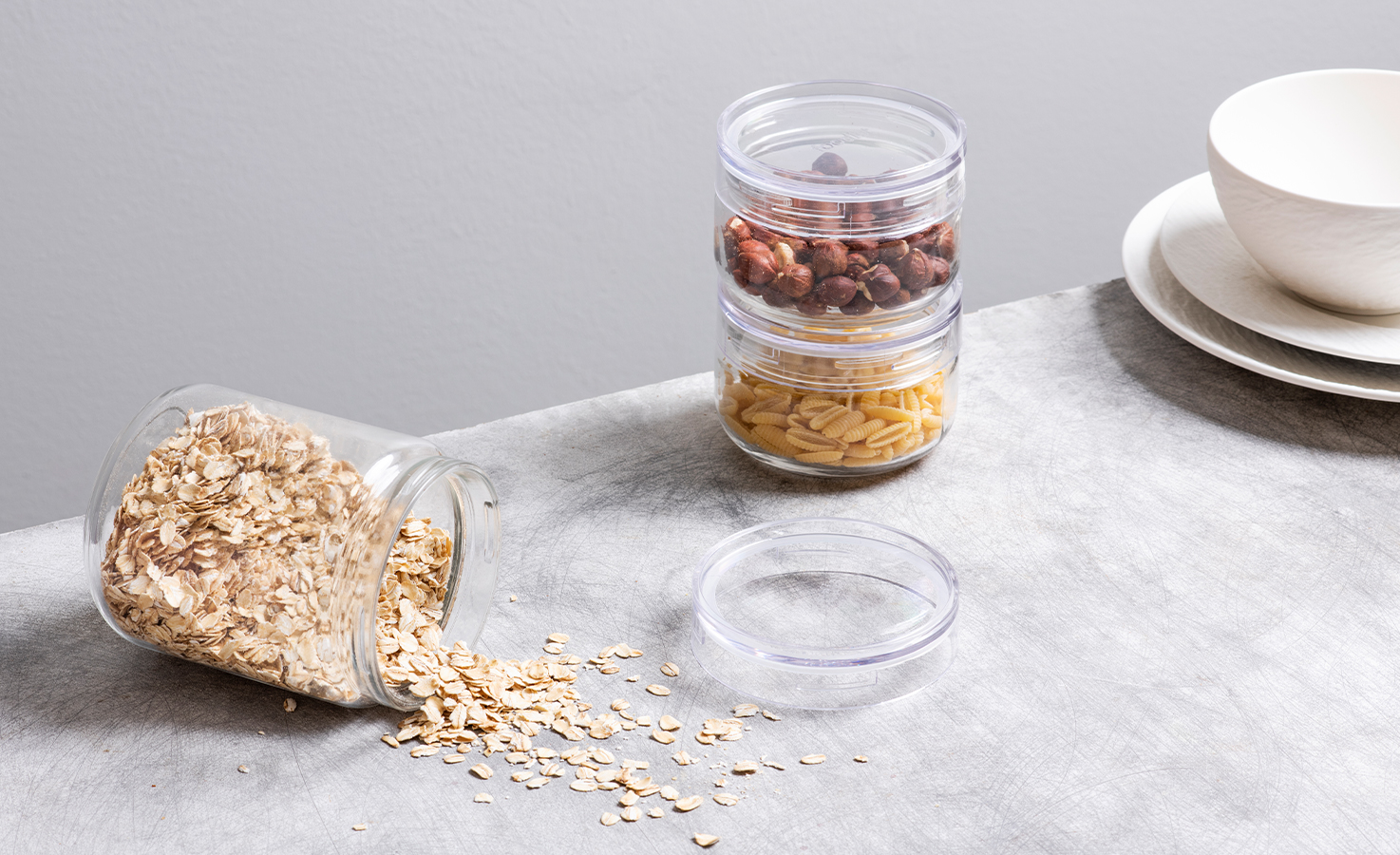 Foodist Aufbewahrungsdosen Set