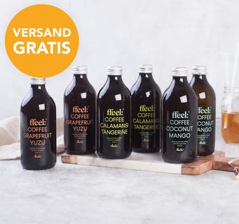 Cold Brew Coffee Probierset