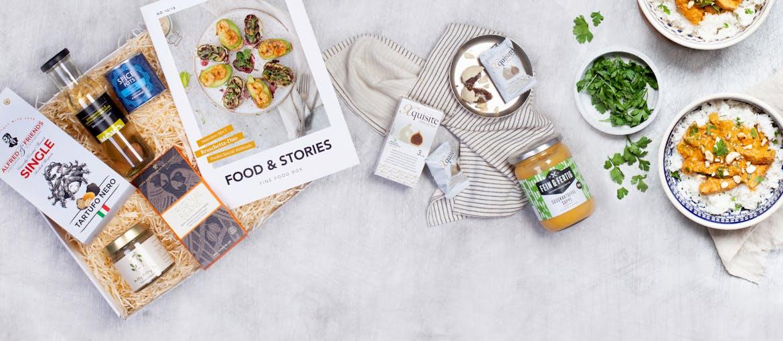 Foodist Fine Food Box