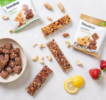 Foodist Snack Set, 8-teilig