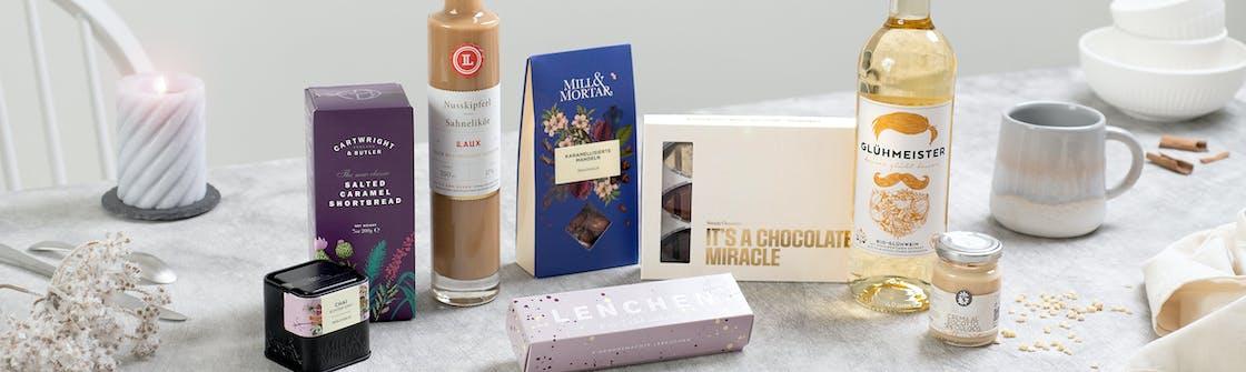 Foodist Merry Christmas Box