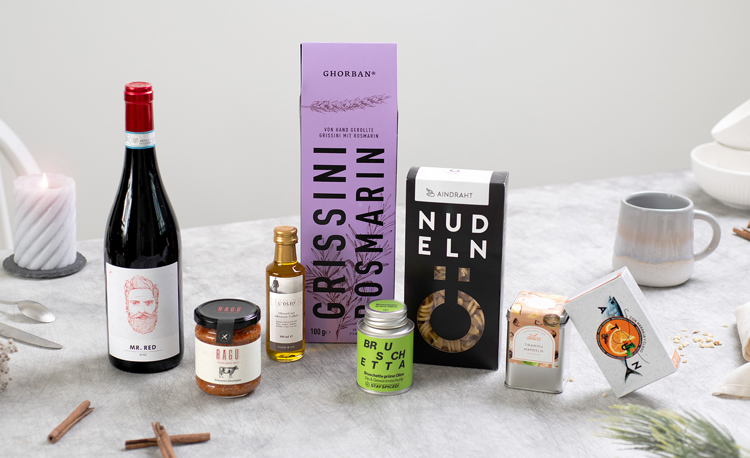 Christmas Dinner Premium Box
