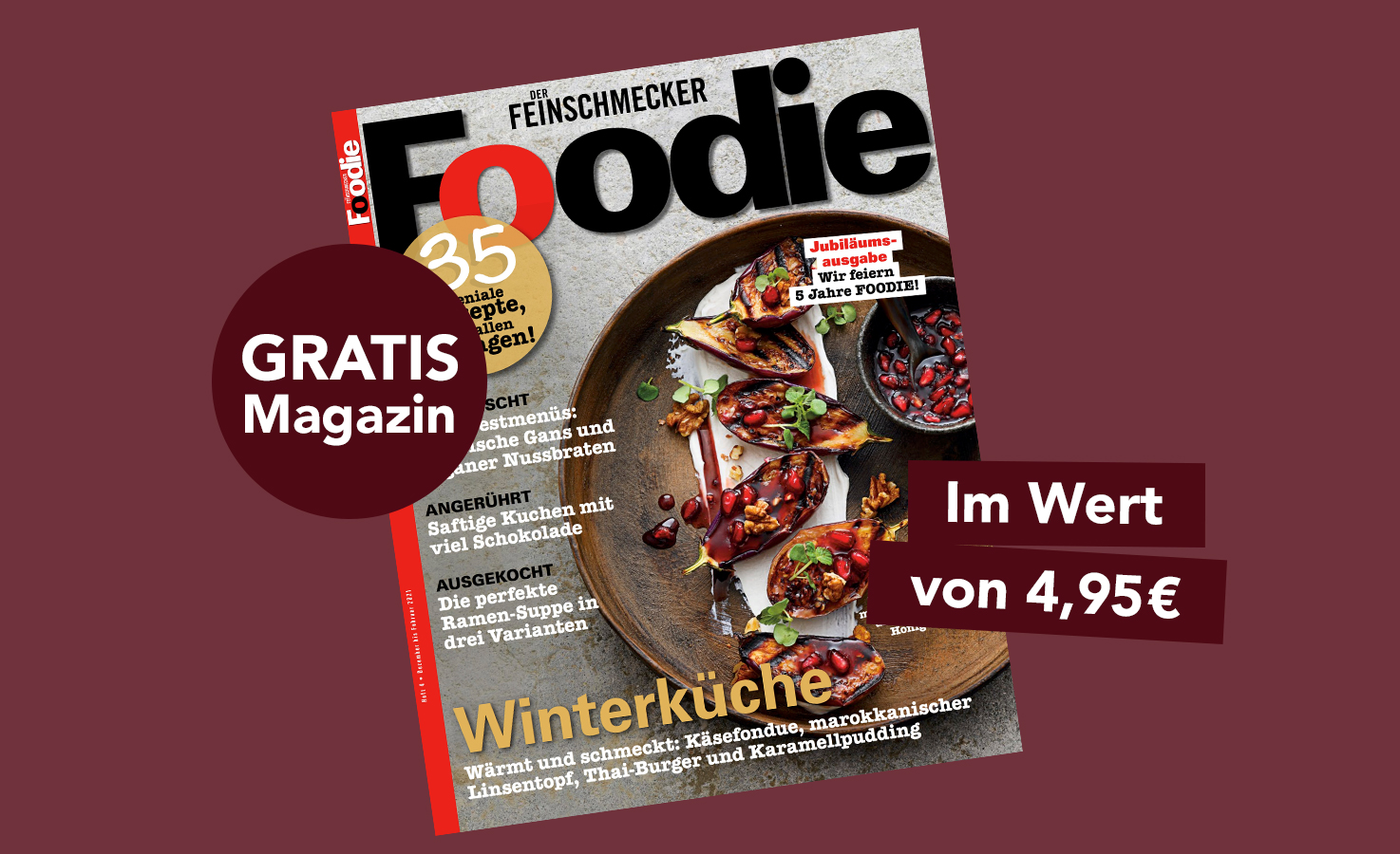 Foodie Magazin