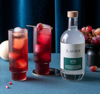 "Alkoholfreie Alternative zu Gin ""Juniper No 1"""
