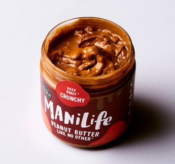 Deep Roast Erdnussbutter, crunchy