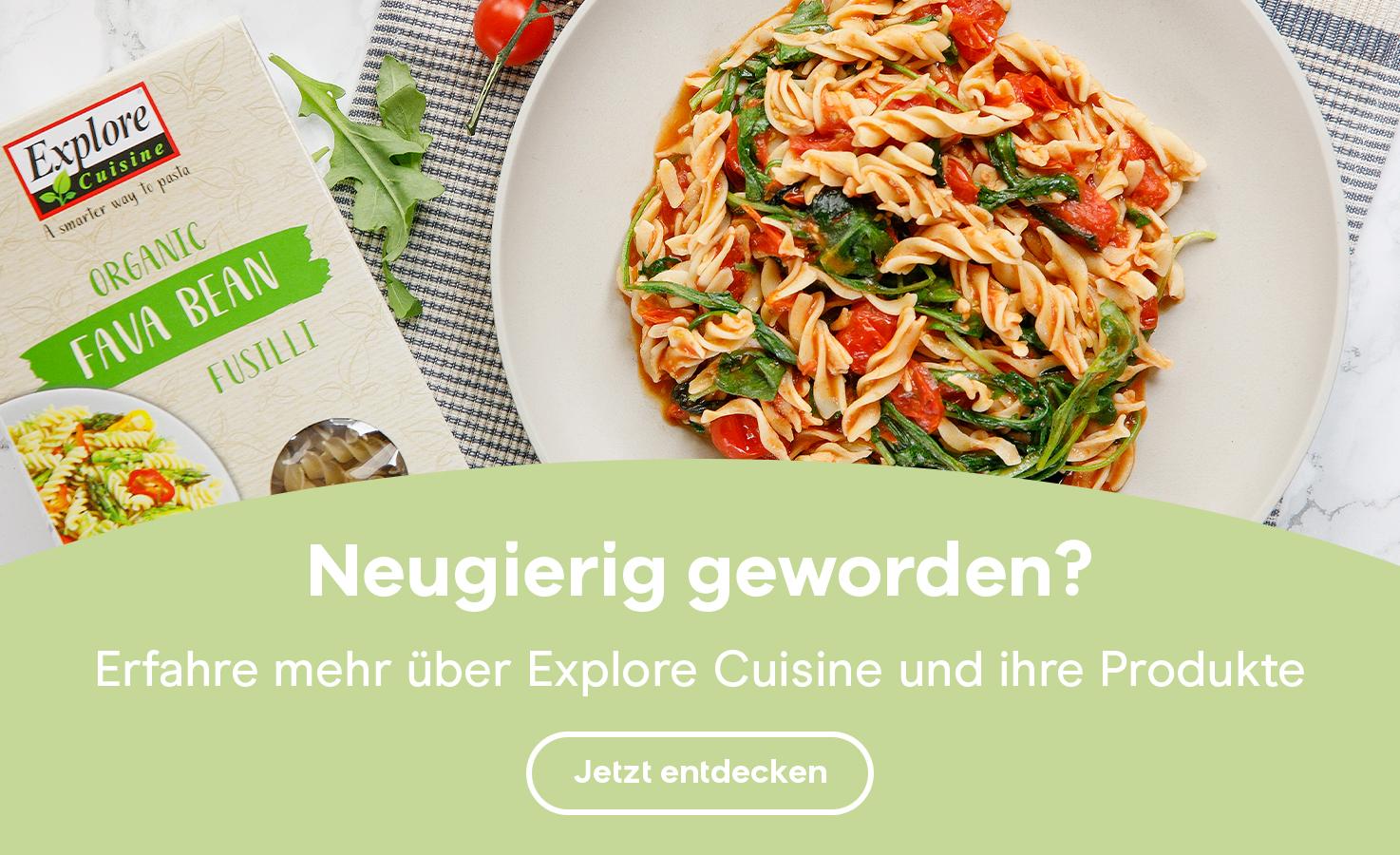 Explore Cuisine Manufakturseite