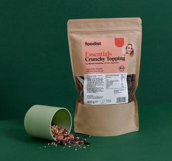 BIO Crunchy Topping by Marisa Hofmeister