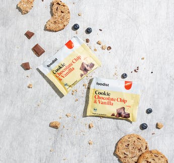BIO Chocolate Chip & Vanilla Cookie