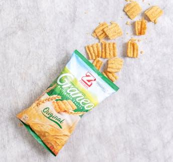 Mehrkorn Snack Original
