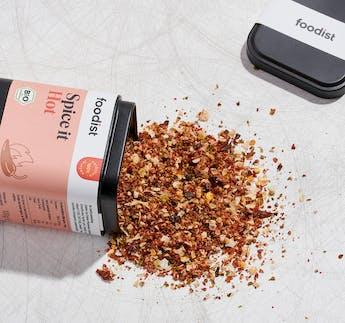 BIO Spice it Hot Gewürzmischung