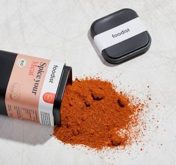 BIO Spice your Meat Gewürzmischung