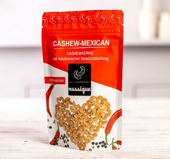 Cashew Mexican - Chili und Salz