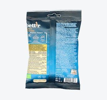 BIO Kokosnuss Chips mit salzigem Karamell