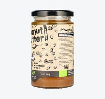 BIO Erdnussbutter Kakao & Kokosnuss