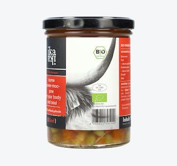 BIO Kraftsuppe mit Rind