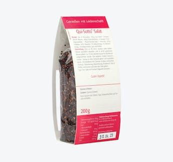 Schwarzer Quinoa