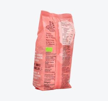 BIO Gebackenes Hafermüsli mit Mandelmus