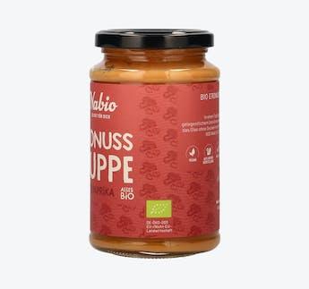 BIO Erdnuss Suppe