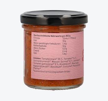 BIO Aufstrich Quinoa Tomate