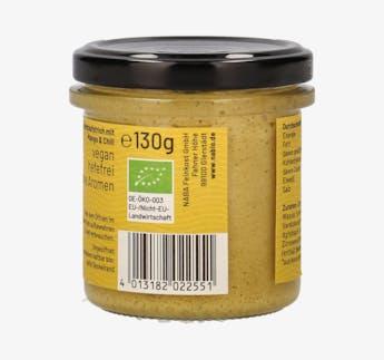 BIO Aufstrich Mango Chili