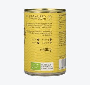 BIO Quinoa Eintopf