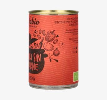 BIO Chili sin Carne