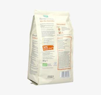 BIO Knusperecken Roter Reis-Kichererbsen