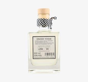 Ingwer-Gin Likör