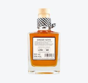 Ingwer-Whisky Likör