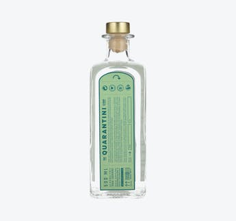 Alkoholfreie Alternative zu Gin