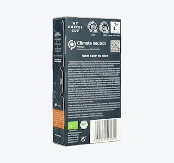 "BIO Kaffeekapseln kompostierbar ""Caffè Caramel"""