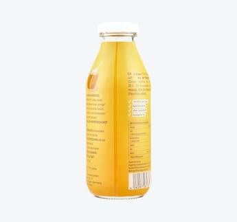BIO Kokoswasser mit Ananas und Passionsfrucht