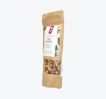 BIO Supermix - Mischung mit Kakaobohnen, Kernen & Trockenfrüchten