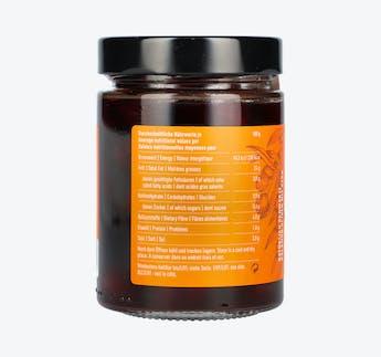 Schwarze Kalamon Oliven mit Kern