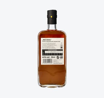 """Rum Bavarian Marine """"No Evil"""""""