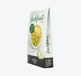 BIO veganes Jackfruit Curry