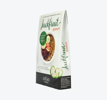 BIO Jackfruit Gulasch
