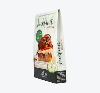 BIO Pulled Jackfruit in BBQ-Sauce
