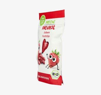 BIO Fruchtchips Erdbeere