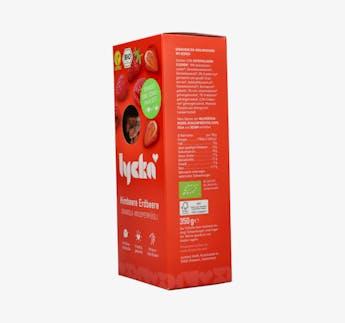 BIO Granola Himbeere Erdbeere