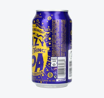 """Session IPA """"Hazy Little Thing"""""""