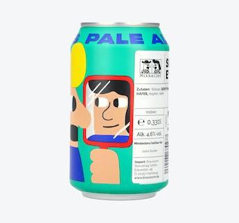 """Pale Ale """"Side Eyes"""""""