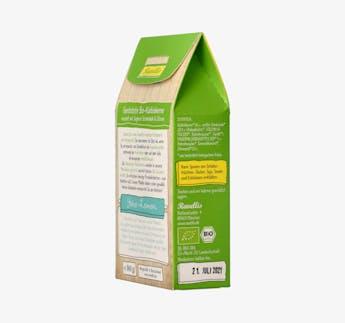 BIO Geröstete Kürbiskerne mit Joghurt-Schokolade & Zitrone