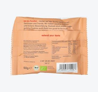 BIO Salted Caramel Cookie