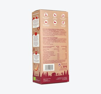 BIO Porridge - Wild Bowls Kerniger Bircher