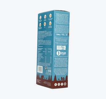 BIO Porridge - Wild Bowls Nussiger Kakao