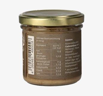 BIO Austernpilz Aufstrich mit Cashew
